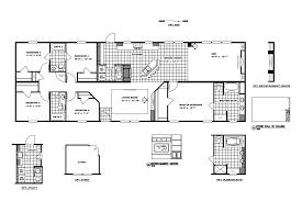 Clayton Manufactured Homes Floor Plans The Hancock