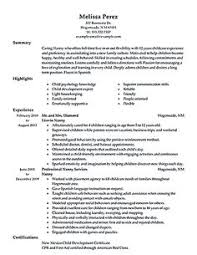Nannies Resume Sample by Receptionist Resume Template Receptionist Resume Is Relevant With