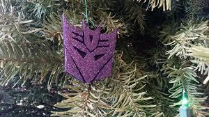 decepticon ornament by uazjanx on deviantart