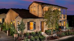 Calatlantic Floor Plans The Villas At Auberge New Active Homes In San Diego Ca