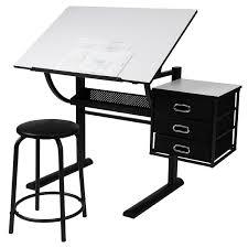 Aufklappbare Schreibtische Schreibtisch Mit Reißbrett Funktion Archive Zeichnen Malen Zubehör