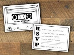 wedding song request cards best 25 wedding rsvp ideas on diy wedding rsvp cards