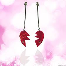 jojo s earrings jojo s earrings j p polnareff heart earrings announced