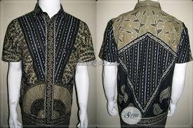 desain baju batik halus baju batik pria ukuran kecil small unik menarik elegan menawan