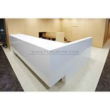Corian Reception Desk Corian Reception Desk By Forum D U0026p 코리안 인조대리석 인포데스크