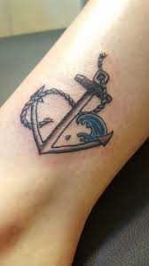 I Refuse To Sink Anchor Tattoo Meaning by Best 25 Anchor Heart Ideas Only On Pinterest Heart Anchor