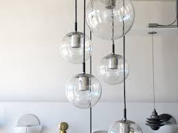 Globes For Chandelier Chandeliers Design Amazing Glass Globe Chandelier For Your