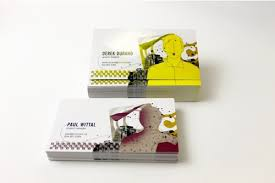 Cool Shaped Business Cards Clubcard Printing Vancouver Business Cards Postcards Posters