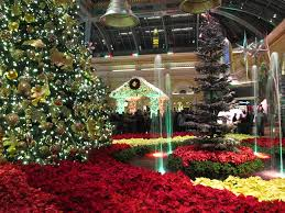 christmas display bellagio conservatory las vegas nevad u2026 flickr