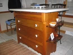 antique dresser made into kitchen island favorites pinterest