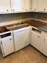 How To Cut A Sink Hole In Laminate Countertop Kitchen Mini Renovation Countertop And Sink This American House