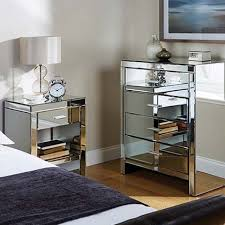 Mirrored Bedroom Sets Home Design Glamorous Venetian Mirrored Bedroom Furniture 25