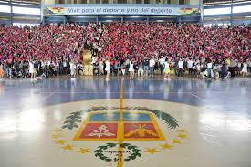 presidente inaugura segunda fase de los juegos presidente clausura segunda fase de iv juegos estudiantiles de