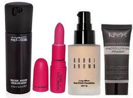 Serum Nyx m a c serum giambattista lipstick brown foundation nyx