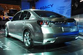 subaru legacy concept subaru legacy concept detroit 2009 picture 48034