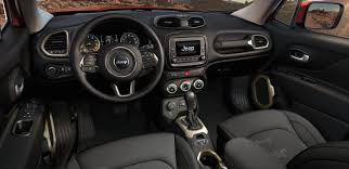 jeep trailhawk 2015 interior jeep renegade trailhawk one of the most capable small suvs ever