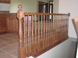 Wood Stair Banisters Diy Wood Stair Railing Kits U2014 John Robinson House Decor Wood