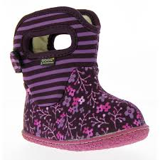 s bogs boots canada flower stripes baby bogs waterproof boots 71565i