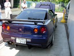 nissan skyline midnight purple pictures of midnight purple 2and3 in r34gtr gt r register