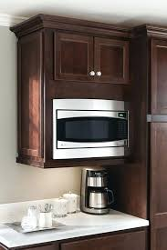 microwave in kitchen cabinet microwave in kitchen cabinet microwave cabinet exposed traditional