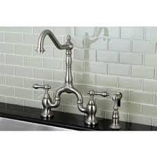 bridge kitchen faucets for less overstock