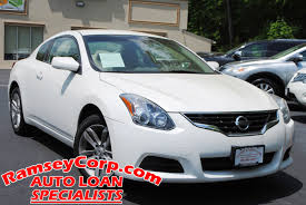 nissan altima coupe europe used 2012 nissan altima for sale west milford nj
