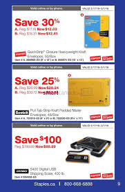 fermeture bureau en gros staples business delivery flyer february 17 to march 1