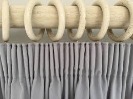 Pencil Pleat Curtains Tutorial How To Make A Lined Pencil Pleat Curtain Curtain