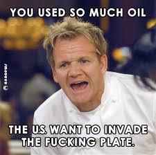 Brilliant Meme - another brilliant meme using gordon ramsay album on imgur