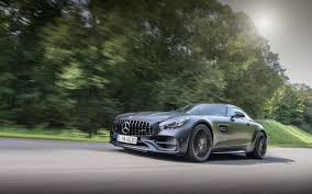 2018 mercedes amg gt c first drive review amg u0027s celebratory gift