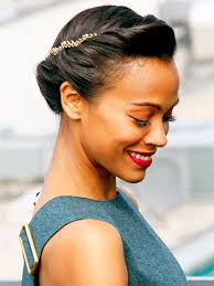 Protective Styles For Short Transitioning Hair - 25 professional natural hair styles for the workplace tgin