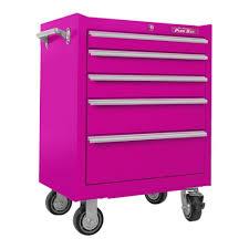26 u2033 5 drawer rolling makeup cabinet u2013 makeupstorage net