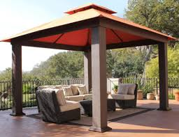 Pergola Gazebo With Adjustable Canopy by Seville Gazebo Review