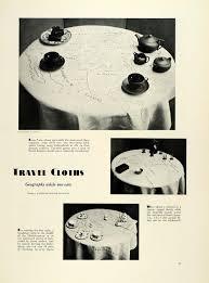 antique vintage art tagged 1931 print geography maps tablecloths home decor grande maison de blanc col3