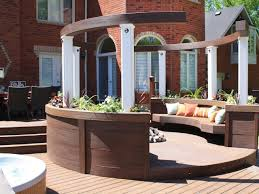 Patio Gazebos by Gazebos For Your Deck Hgtv