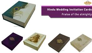 Hindu Wedding Invitation Card Wedding Invitation Cards U2013 My Invitation Cards