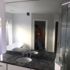 Shower Door Miami Rf Shower Door Glass Mirror 108 Photos Windows Installation