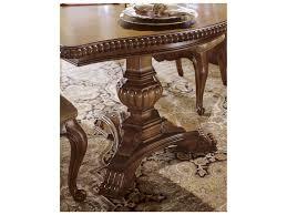 universal furniture villa cortina 130 u0027 u0027l x 48 u0027 u0027w double pedestal