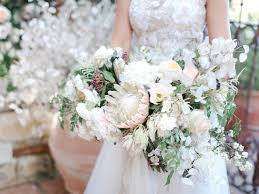 bridesmaid flowers wedding flowers weddingwire