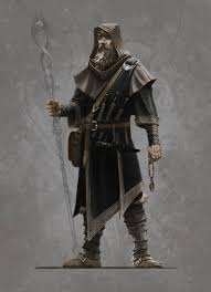 the mages of mage s keep wear varying styles of robes this style