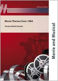 themes about 1984 score movie themes from 1984 by henk ummels for wind band film and
