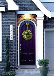 front door colors for gray house house door colors enchantinglyemily com