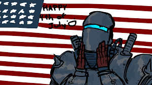 Liberty Prime Meme - just another liberty prime on 4th of july imgur
