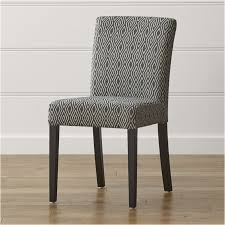 Lowe Diamond Upholstered Dining Chair Crate And Barrel - Upholstered chairs for dining room