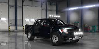 Ford Raptor Truck - ford f150 svt raptor ats american truck simulator mod ats mod