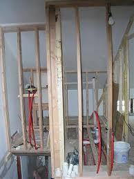 wood shower door frame jlc online forums