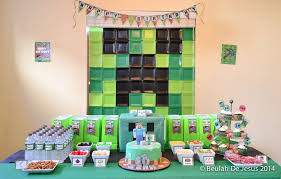 minecraft birthday party minecraft birthday party ideas photo 1 of 34 catch my party