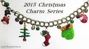 christmas charm keepsake crafts