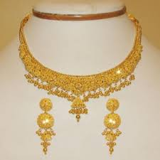 new gold set bridal gold jewellery set designs collection fashionseeno
