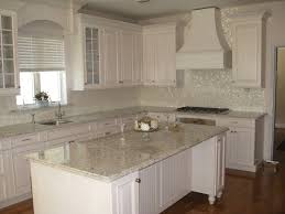 two tone kitchen cabinets with additional home decor collections